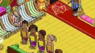 Habbo ~ Indischer Tanz