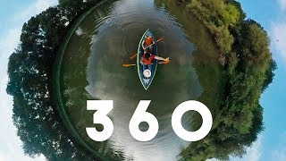 𝟳 𝗪𝗮𝘆𝘀 to Use a 𝟯𝟲𝟬 𝗖𝗮𝗺𝗲𝗿𝗮 for B-roll (Insta360 ONE)