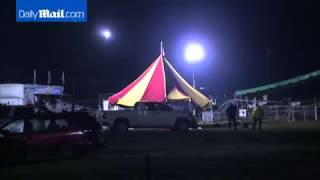 2 killed after circus tent collapses in New Hampshire