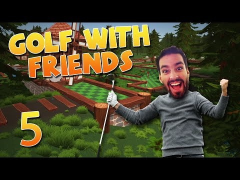I'M A GOLFING GOD! - (Golf With Friends #5)