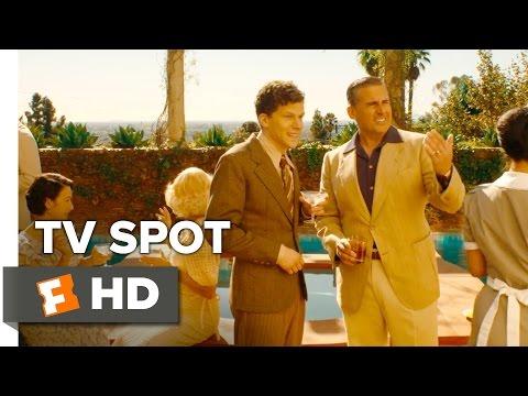 Café Society TV SPOT - Hollywood (2016) - Jesse Eisenberg Movie