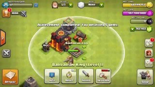 OVER 770,000 GEMS TO MAX!! FAIL!! || Clash of Clans Private Server