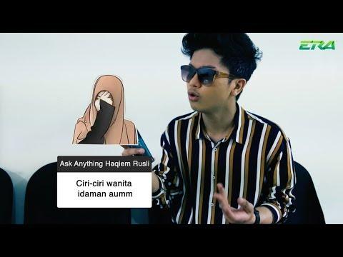 Ask Me Question Bersama Haqiem Rusli