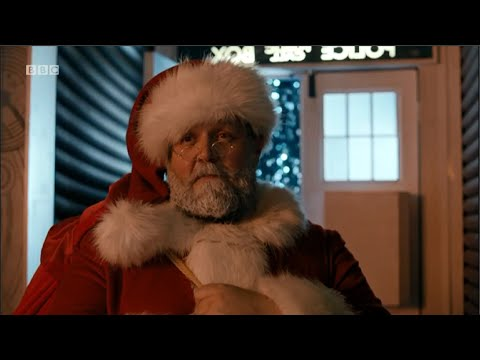 Doctor Who Series 8 Death In Heaven: The Doctor Meets Santa