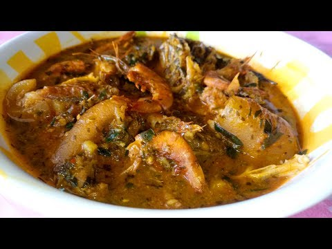 Ofe Owerri Recipe: How to Cook Ofe Owerri |Ofe Owerre