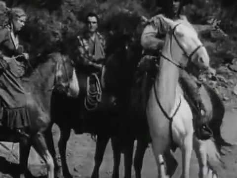 Serial 1931 Battling with Buffalo Bill Chapter 03 of 12 Between Hostile Tribes Tom Tyler a