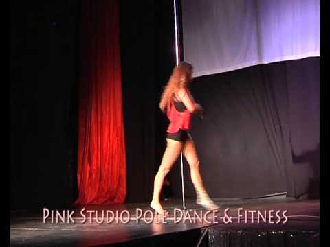 Pole Dance  Sofia Castagnani  Crazy Bitch Buck Cherry