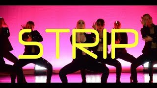 Little Mix - Strip - Choreography By Alex Araya