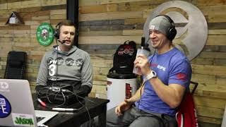 CrossFIt RIfe Podcast- Matt Burmester
