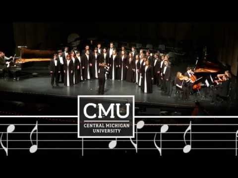 Central Michigan University's Opus returns to Mount Pleasant