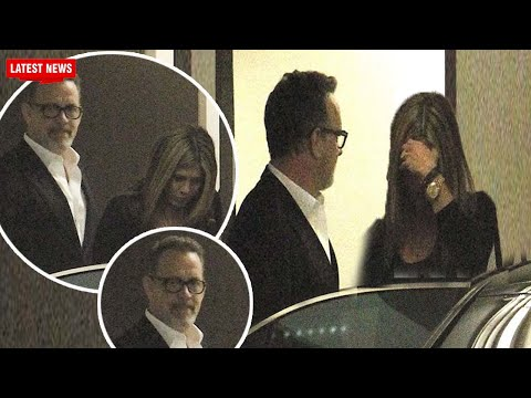 Exclusive: Identity of man Jennifer Aniston dating for dinner in Malibu.
