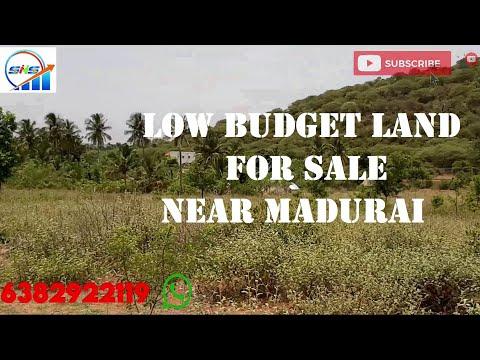Budget Land For Sale Near Madurai   Property No.6
