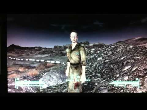 Fallout new Vegas one for my baby quest ending