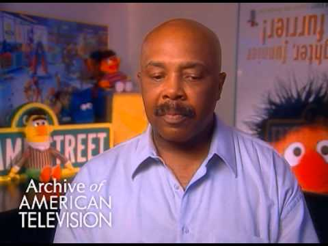 Roscoe Orman discusses working with the Muppets on