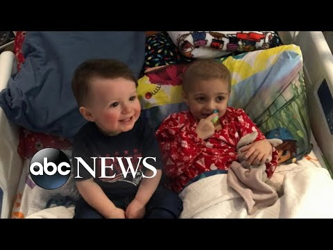 4-year-old diagnosed with cancer receives letters of encouragement from people on Facebook