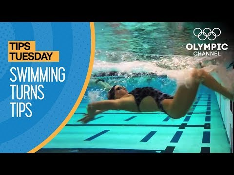 How To Improve Your Swimming Turns | Coaches' Tips