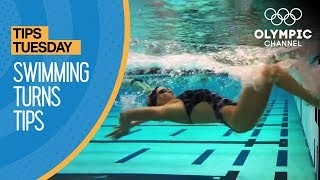 How To Improve Your Swimming Turns | Coaches