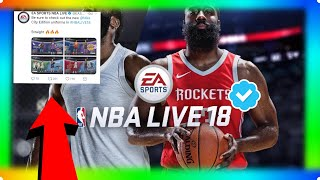 WHY NBA LIVE 18 IS THE MOST IMPROVED GAME OF 2017-2018! WHY YOU NEED TO GIVE THIS ANOTHER CHANCE!!!