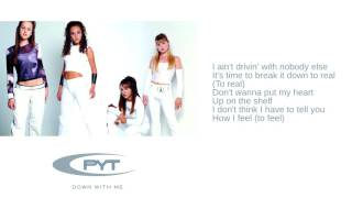 Watch PYT Call Me Anytime video