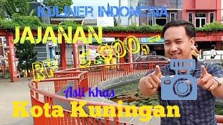 WOW!!! Jajanan Asli Indonesia dari Kabupaten Kuningan   Jajanan murah lima ribu 5000 SERU!