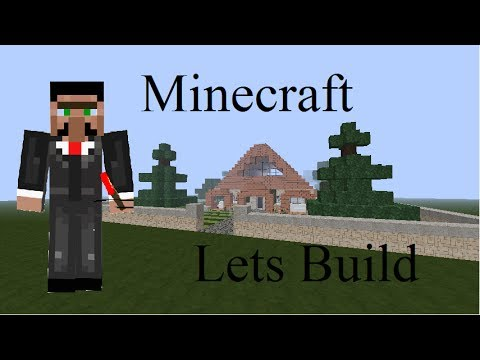 Minecraft lets build modern neighborhood house part 2 for Modern house 6 part 2