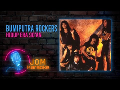 Bumiputra Rockers (BPR) - Hidup Era 90'an