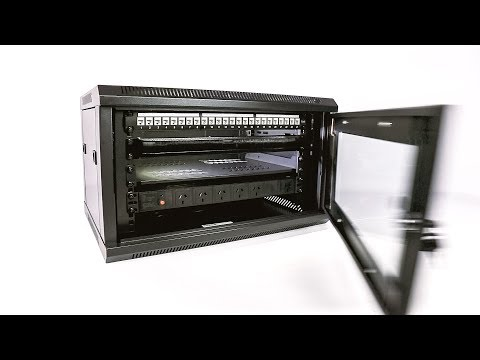 Titan AV Server Cabinets And Server Rack Accessories