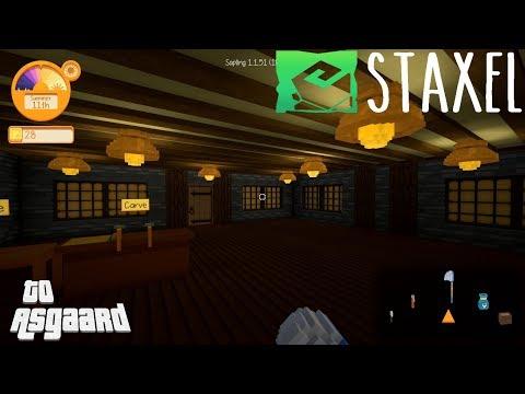 Inside the Workshop : Staxel Lp Ep 6