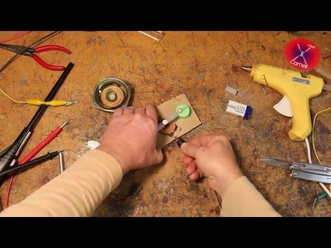 DIY Science! Audio Oscillator
