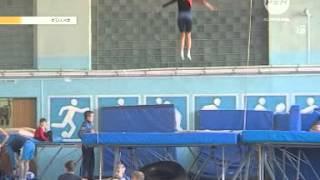 Астраханские акробаты выступят на Чемпионате Мира 16+