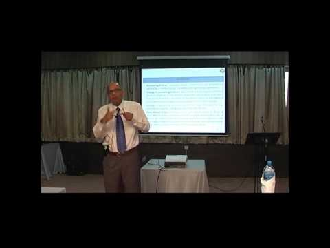Part 4: IFRS IAS 8 - Lecture by TP Anand