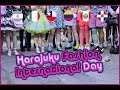 FIRST Harajuku Fashion INTERNATIONAL DAY - A MESSAGE TO THE WORLD!!!