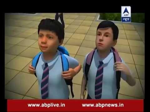 Swachh Bharat Abhiyan Animation Movie - ABP News Fourth Prize Winner