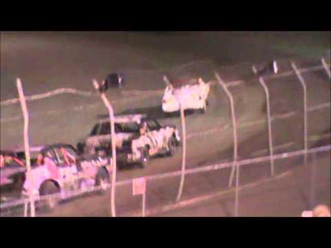 Kenney MotorSports 30PK 8/17/13 Mid Nebraska Speedway- Doniphan NE
