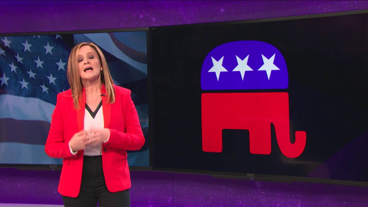 banquet of crazy full frontal with samantha bee tbs youtube