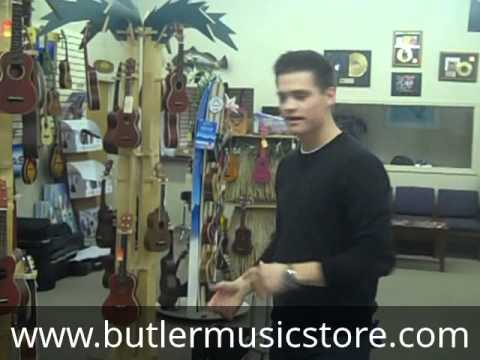 Butler Music Store Tour