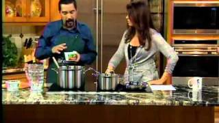 Steven Michael Quezada's Green Chile Stew