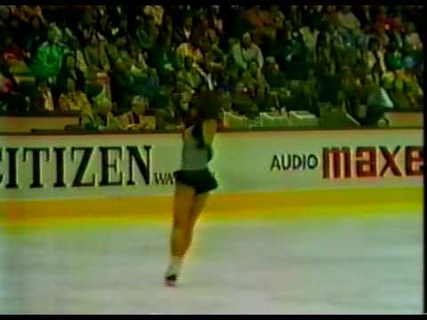 Kira Ivanova (URS) - 1986 World Figure Skating Championships, Ladies' Long Program
