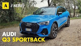 Audi Q3 Sportback | Baby Q8