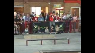 D.I.T.T. Danny Wainwright Chewy Cannon Frank Stephens Dan Cates Breathing Fire Vans Skate Demo