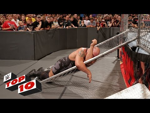 Thumbnail: Top 10 Raw moments: WWE Top 10, September 4, 2017