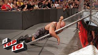 Top 10 Raw moments: WWE Top 10, September 4, 2017 thumbnail