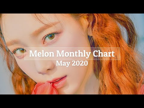 |top-100|-melon-monthly-chart---may-2020