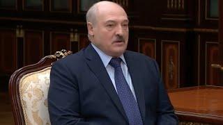 Лукашенко обсудил с Хрениным белорусско-российские учения \