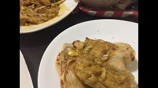 Parotta | Chicken Salna | Hotel style Parotta and Chicken Salna | Salna | Parotta Chicken Salna njoy