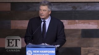 Alec Baldwin Tells Voters To 'Overthrow Trump'