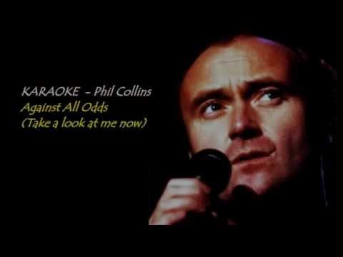 Phil Collins - Against all odds (Best Instrumental for KARAOKE)