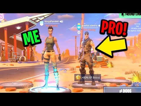 "I paid Fortnite ""Pros"" on Fiverr to get me a win"