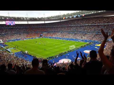 FINAŁ FRANCJA - PORTUGALIA 2016 EURO