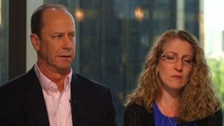 Hazing victim's parents  They killed him